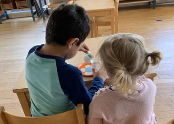 Ecole Montessori âges différents